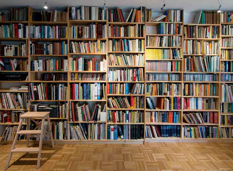 Regal buecherregal bibliothek kiefer 13301 980x720