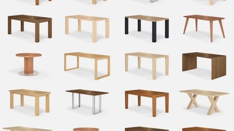 Tische nach Maß aus Massivholz Tische online konfigurieren