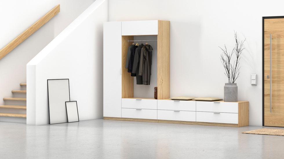 Garderobenschrank Nach Maß Die Perfekte Garderobe Von Pickawood