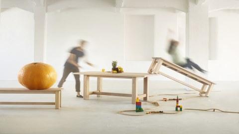 Tische nach Maß aus Massivholz - Masstische online konfigurieren