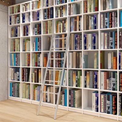 Bibliothek nach Maß im eigenen Wohnzimmer - online planen