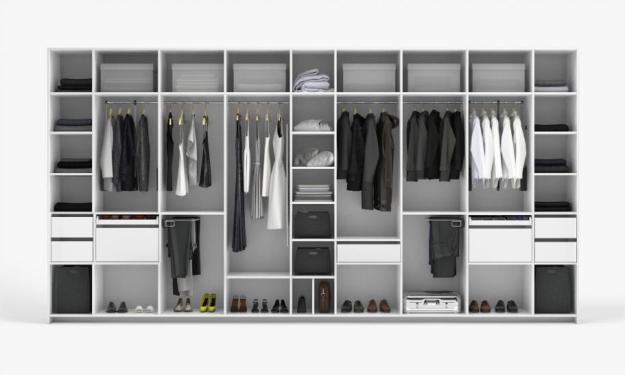 Configurez Votre Armoire Ou Votre Dressing Sur Mesure