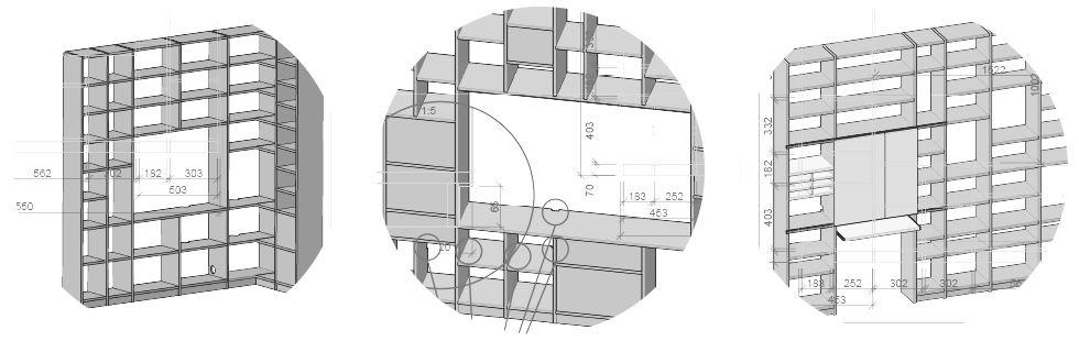 stufenregale nach ma massivholz oder mdf qualit t und g nstiger preis. Black Bedroom Furniture Sets. Home Design Ideas