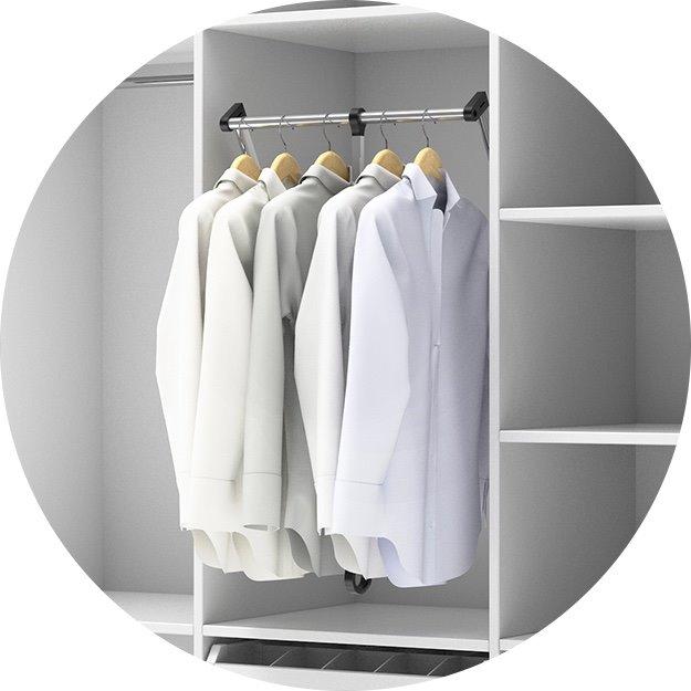 schr nke nach ma schrank konfigurieren und gestalten. Black Bedroom Furniture Sets. Home Design Ideas