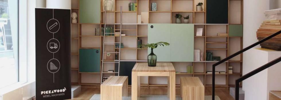 pickawood showroom hamburg m bel nach ma. Black Bedroom Furniture Sets. Home Design Ideas
