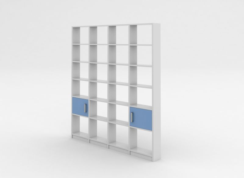 custom bookshelves and bookcases made to measure