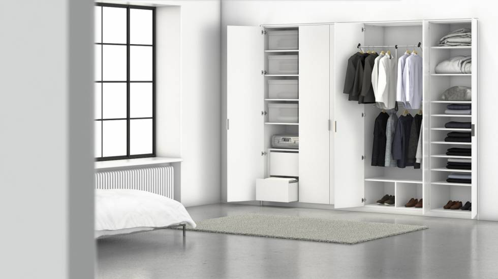 wholesale dealer 125c7 08461 Made-to-measure fitted wardrobes | Perfect built-in wardrobes