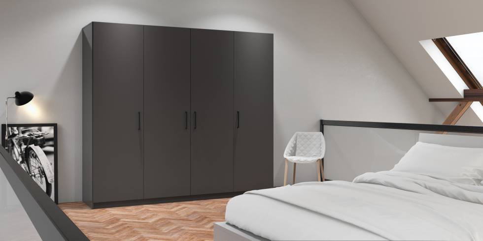 Custom Wardrobe Made To Measure By Pickawood