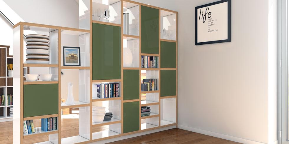 regale nach ma regal konfigurieren und gestalten. Black Bedroom Furniture Sets. Home Design Ideas