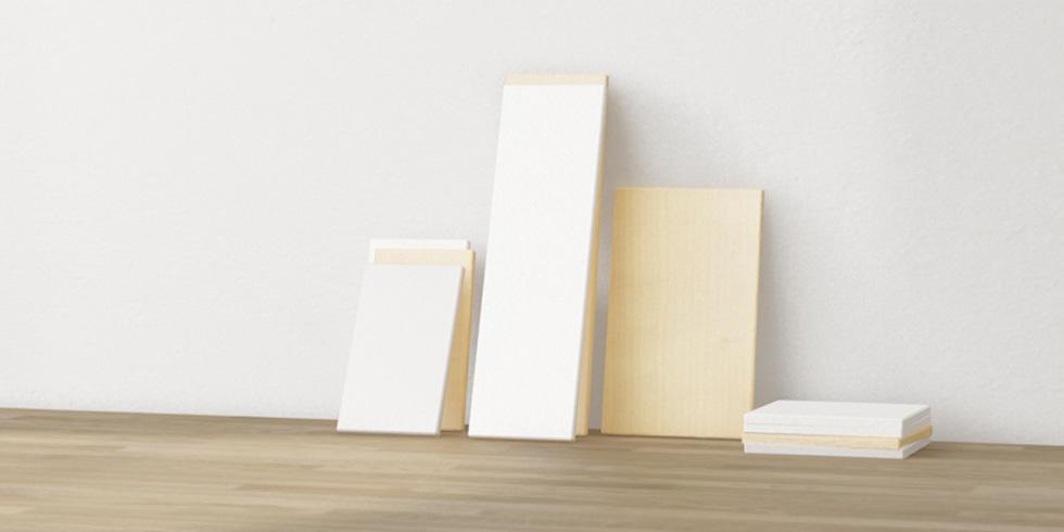 Regalböden nach Maß: Massivholz oder MDF - Qualität und ...