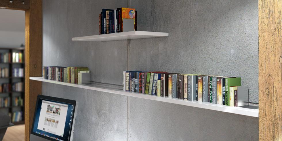 wandregale mit einer tiefe von 15cm bis 60cm. Black Bedroom Furniture Sets. Home Design Ideas
